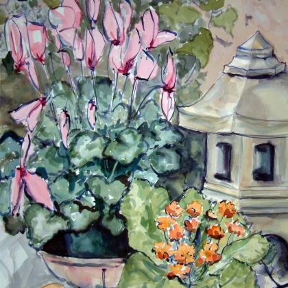 O'Hare Williams Cyclamen, Primrose and Fruit