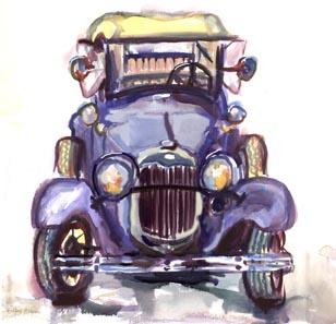 O'Hare Williams 1931 Ford
