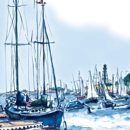 O'Hare Williams Harbor Dock